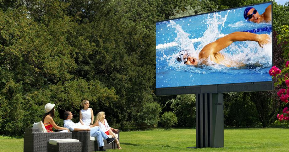 Really Big TV!