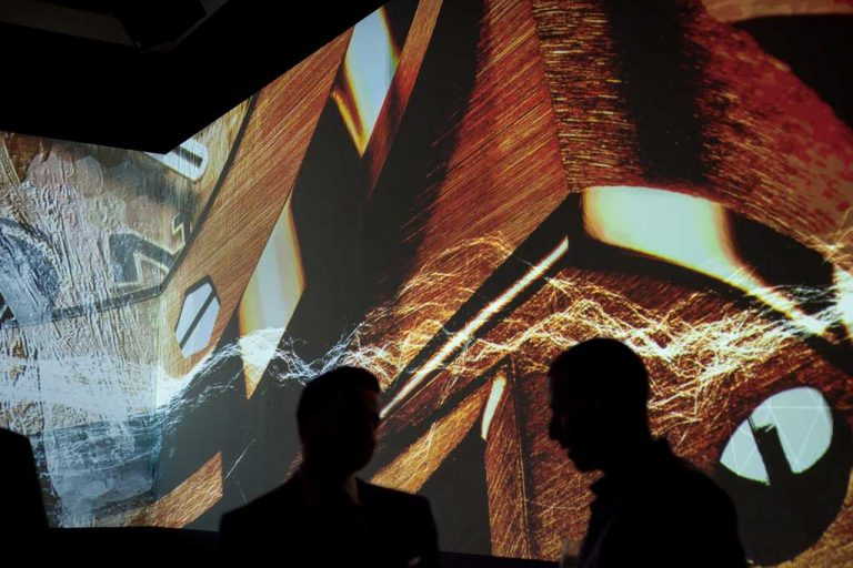 Immersive Projection Audemars Piguet Product Launch | Event Projection