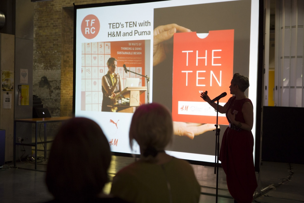 Projection for Corporate Events - TFRC Publication Launch