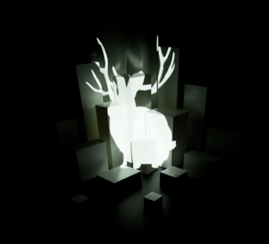 Projection for Music Promos - Miike Snow projection