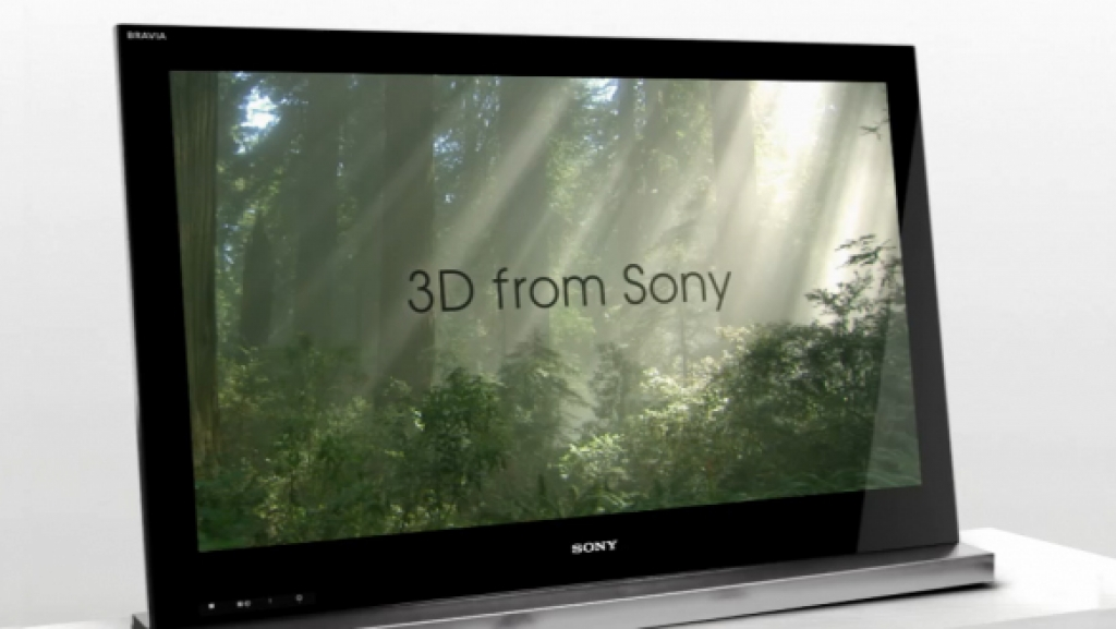 Projection Mapping: Sony TV advert