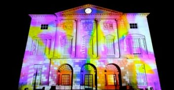 Chelmsford Projection Mapping