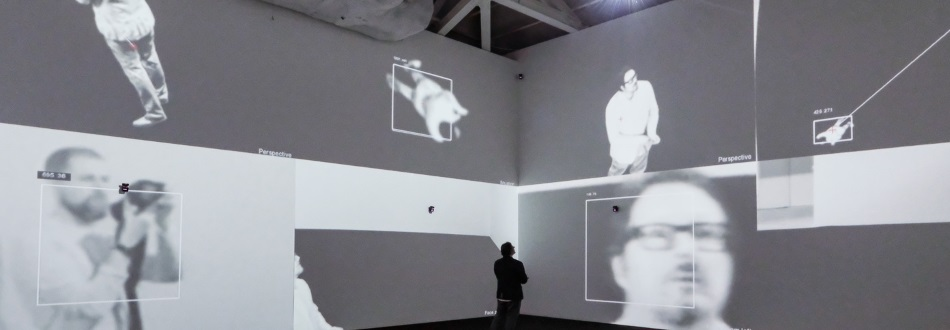 Event Projection: Zoom Pavillion/From Selfie to Self-Expression at Saatchi Gallery