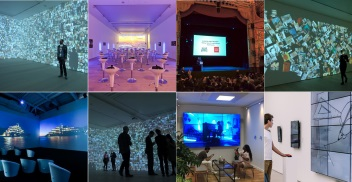 Event Projection: Technical production for the creative industries