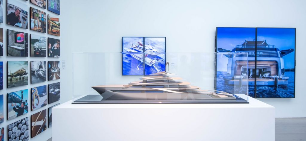 SuperYacht Gallery: Technical Production by Event Projection