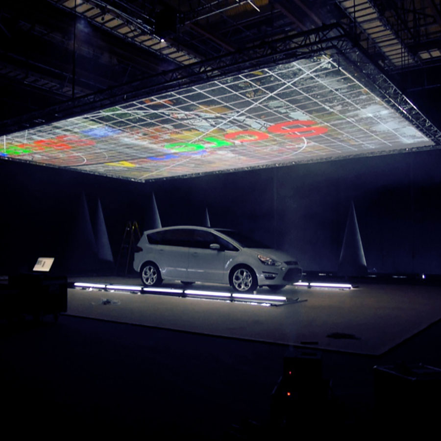 Event Projection: Technical Production : Projection Mapping