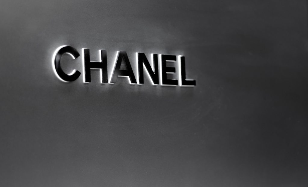 Immersive pop-up space for Chanel