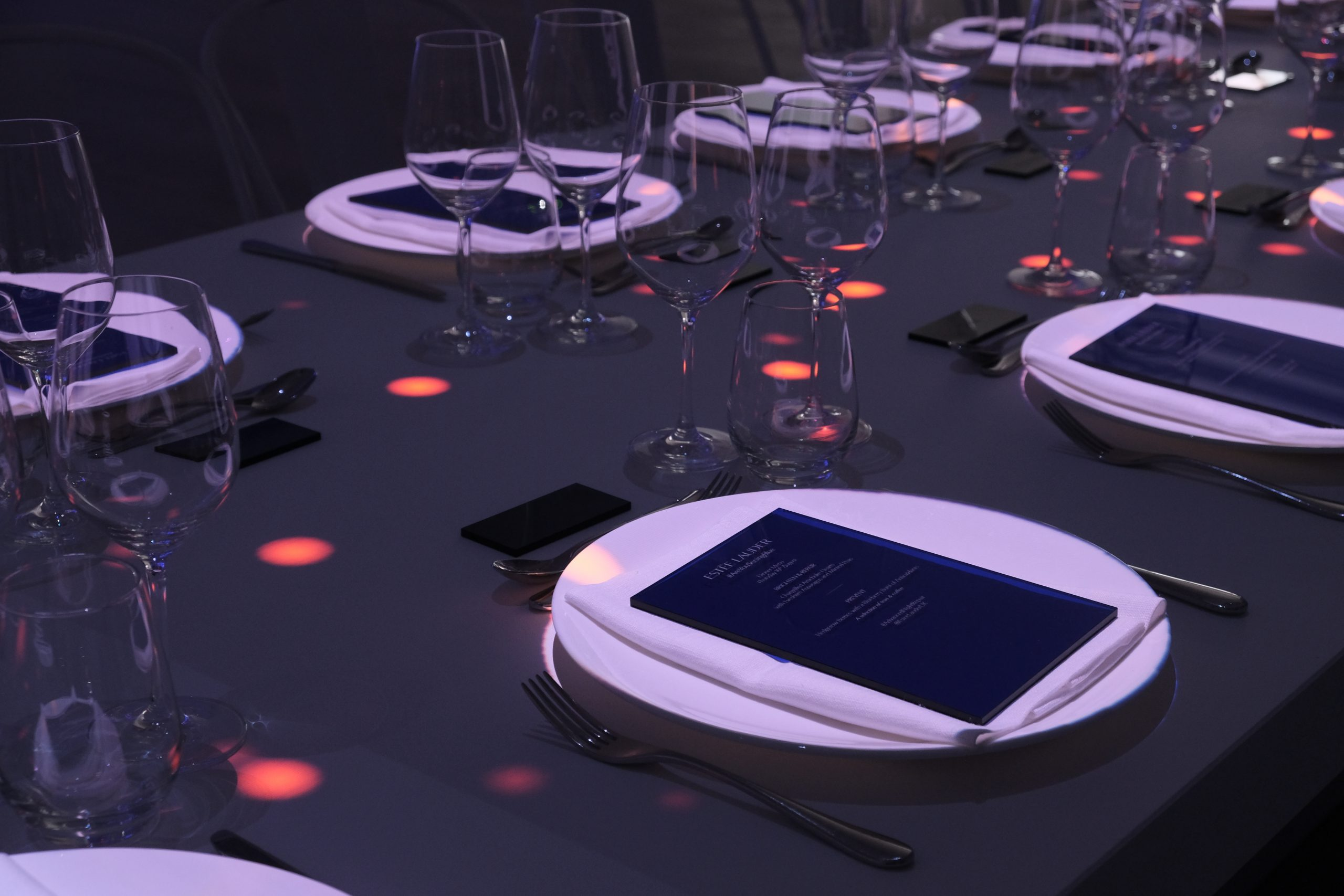 Event Projection: Table Mapping for Estee Lauder